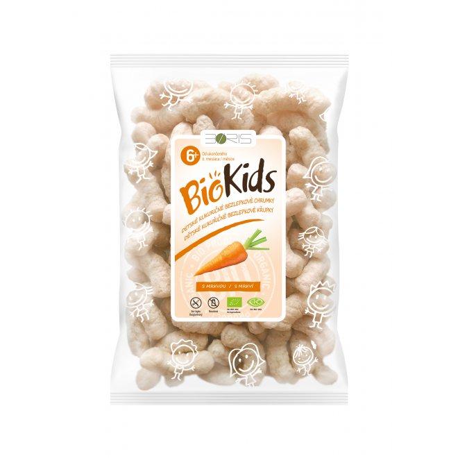 BioKids s mrkvou