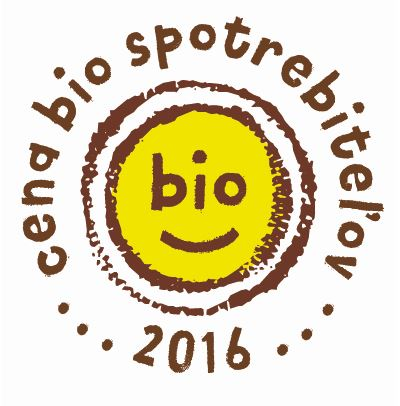 Cena bio spoptrebiteľov 2016